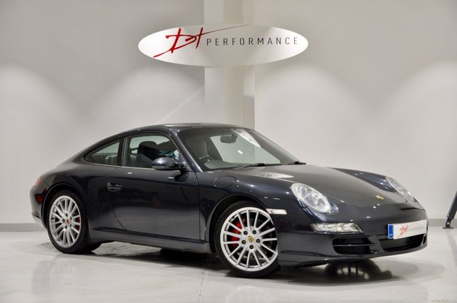 2005 55 PORSCHE 911 3.8 CARRERA 2 S 2d 355 BHP GREAT SPEC MANUAL EXAMPLE