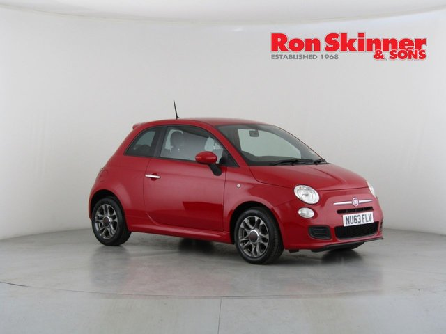View our 2013 63 FIAT 500 1.2 S 3d 69 BHP