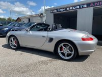 USED 2004 04 PORSCHE BOXSTER 3.2 986 S 2dr FULL SERVICE HISTORY