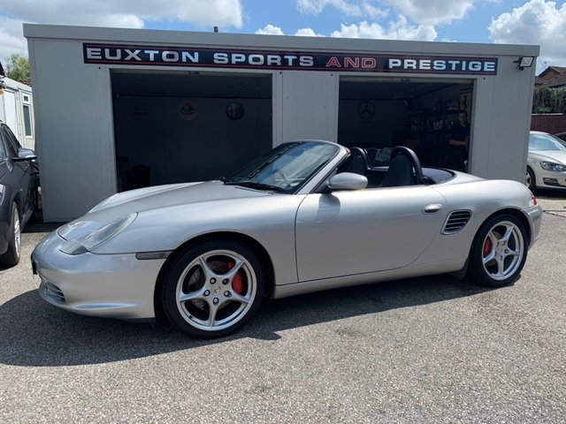PORSCHE BOXSTER at Euxton Sports and Prestige