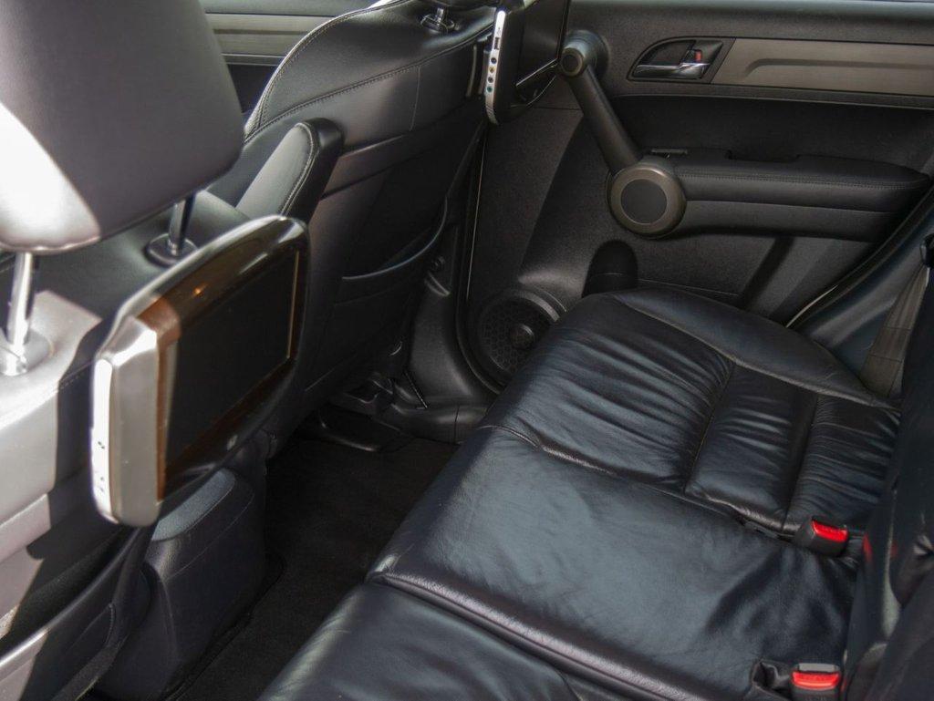 USED 2010 59 HONDA CR-V 2.2 I-DTEC EX 5d AUTO 148 BHP
