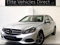 2013 MERCEDES-BENZ E-CLASS 2.1 E220 CDI SE 4d AUTO 168 BHP £11991.00