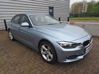 2012 BMW 3 SERIES 2.0 316D SE 4d 114 BHP £7990.00