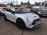 2014 MINI HATCH COOPER 2.0 COOPER SD 3d 168 BHP £11650.00