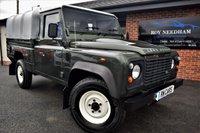 2007 LAND ROVER DEFENDER 2.4 110 SINGLE CAB 121 BHP £10995.00