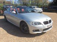 2011 BMW 3 SERIES 2.0 320D M SPORT 2d 181 BHP £9000.00