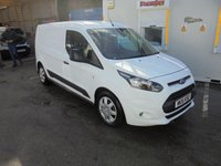 4965f4968d 2015 FORD TRANSIT CONNECT 1.6 240 TREND LONG WHEEL BASE MODEL ONE OWNER  FULL SERVICE HISTORY