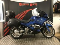 2001 BMW R1150 1130cc R 1150 RS  £3490.00