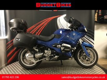View our BMW R1150