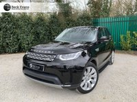 USED 2017 67 LAND ROVER DISCOVERY 5 3.0 TD6 HSE LUXURY 5d AUTO 255 BHP VAT QUALIFYING