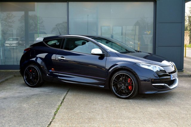 2013 63 RENAULT MEGANE 2.0 RENAULTSPORT RED BULL RB8 S/S 3d 265 BHP
