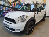 2013 MINI COUNTRYMAN 2.0 COOPER SD ALL4 5d 141 BHP £9594.00
