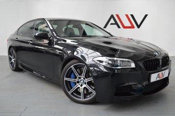 2016 BMW M5 4.4 M5 4d AUTO 567 BHP £43950.00
