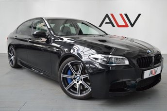 2016 BMW M5 4.4 M5 4d AUTO 567 BHP £SOLD