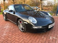 USED 2008 08 PORSCHE 911 3.8 997 CARRERA 4S Tiptronic S AWD 2dr