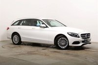 USED 2015 65 MERCEDES-BENZ C-CLASS 2.1 C220 D SE EXECUTIVE 5d 170 BHP STUNNING DIAMOND WHITE PAINT WORK, LOVELY BLACK ARTICO BLACK LEATHER, SAT NAV, ALLOY WHEELS, PARKING SENSORS, CRUISE CONTROL, CD PLAYER, AIR CON, STUNNING 1 OWNER, SERVICE HISTORY