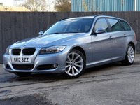 2012 BMW 3 SERIES 2.0 318I SE TOURING 5d 141 BHP £6800.00