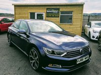 2016 VOLKSWAGEN PASSAT 2.0 GT TDI BLUEMOTION TECHNOLOGY 4d 148 BHP £14750.00