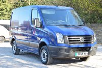 USED 2014 64 VOLKSWAGEN CRAFTER 2.0 CR30 TDI P/V 1d 107 BHP
