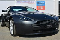 USED 2008 58 ASTON MARTIN VANTAGE 4.3 V8 ROADSTER 2d PETROL CONVERTIBLE AUTO with 380 BHP Performance Lowest Mileage Example in the UK with only One Owner from New ***ONE OWNER FROM NEW***