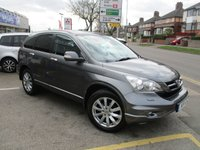 USED 2011 11 HONDA CR-V 2.2 I-DTEC EX 5d 148 BHP Full Service History & A Large Specification
