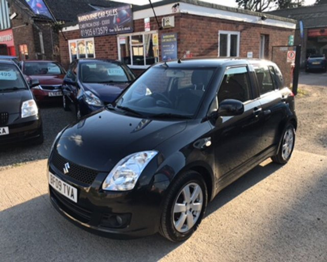 2009 09 SUZUKI SWIFT 1.2 DDIS 5d 73 BHP