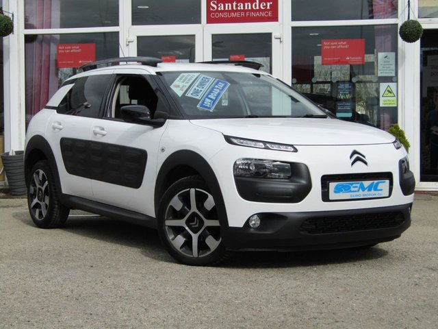 2016 65 CITROEN C4 CACTUS 1.6 BLUEHDI FLAIR 5d 98 BHP