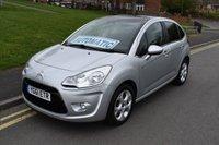 2011 CITROEN C3 1.6 EXCLUSIVE 5d AUTO 118 BHP £4999.00