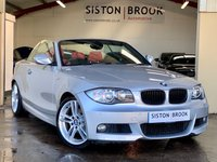 USED 2010 60 BMW 1 SERIES 3.0 125I M SPORT 2d AUTO 215 BHP Full BMW Service History and Great Specification