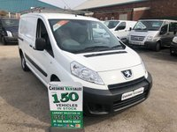 2011 PEUGEOT EXPERT 1.6 HDI SWB 90BHP 1 OWNER FROM NEW FULL SERVICE HISTORY  £4995.00