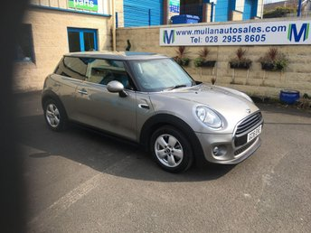 2016 MINI HATCH ONE ONE D PEPPER PACK £8750.00