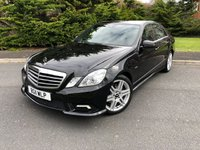 USED 2011 11 MERCEDES-BENZ E-CLASS 3.0 E350 CDI BLUEEFFICIENCY SPORT 4d AUTO 265 BHP Beautiful Example, JUST 61,000 Miles From New with Full Service History. Highly Specified, Outstanding Value For Money!!!