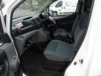 USED 2012 12 NISSAN NV200 1.5 SE DCI 89 BHP SWB L1 PANEL VAN APRIL 2020 MOT+MOTORWAY MILES