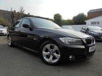 USED 2011 61 BMW 3 SERIES 2.0 320D EFFICIENTDYNAMICS 4d 161 BHP **£20 YEARLY TAX**