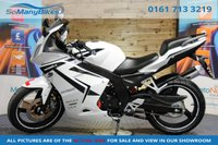 USED 2015 15 DAELIM ROADWIN VJF 125 ROADSPORT