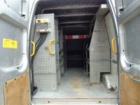 USED 2010 10 FORD TRANSIT T350 2.4TDCI 140 BHP MWB HIGH ROOF MOBILE WORK SHOP/ PANEL VAN +UNDER FLOOR COMPRESSOR+1 OWNER