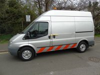 2010 FORD TRANSIT T350 2.4TDCI 140 BHP MWB HIGH ROOF MOBILE WORK SHOP/ PANEL VAN £3995.00