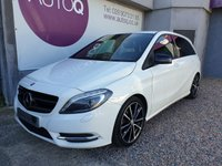 USED 2014 14 MERCEDES-BENZ B-CLASS 1.5 B180 CDI BLUEEFFICIENCY SPORT 5d 109 BHP FULL SERVICE HISTORY
