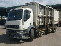 2009 DAF TRUCKS LF 6.7 FA55.220 18T EURO 4 225 BHP REFUSE/ RECYCLING TRUCK £9495.00