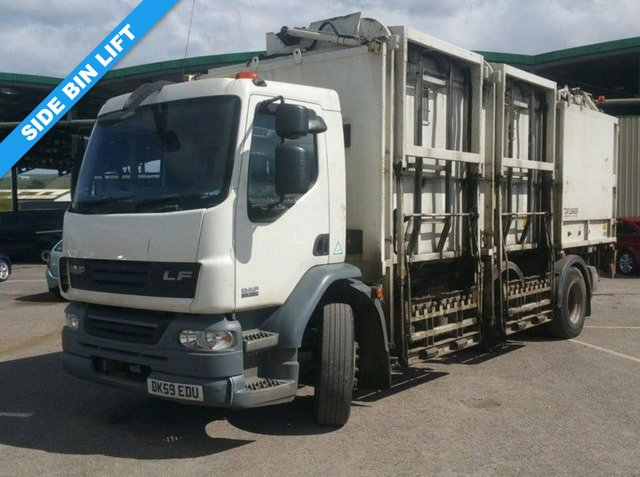 2009 Daf Trucks LF Fa55 220 18t Day E4 £9,495