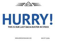 USED 2014 63 DACIA DUSTER 1.5 LAUREATE DCI 5d 107 BHP