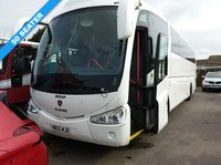 USED 2005 05 SCANIA K SERIES 11.0 K114 EB 4X2 AUTO 374 BHP 50 SEATER COACH +FINANCE REPO+ LEATHER SEATS +