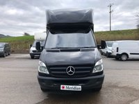 USED 2012 12 MERCEDES-BENZ SPRINTER 313 CDI 13'6 LUTON TAIL LIFT *PRICED CHEAP TO SELL*