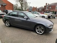 USED 2013 63 BMW 3 SERIES 2.0 320d Sport xDrive (s/s) 4dr BMW SERVICE HISTORY