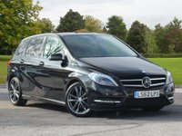 USED 2012 62 MERCEDES-BENZ B-CLASS 1.8 B200 CDI BLUEEFFICIENCY SPORT 5d AUTO 136 BHP