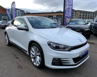 USED 2016 16 VOLKSWAGEN SCIROCCO GT 2.0TDI 150 BHP BLUEMOTION TECHNOLOGY