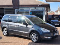 USED 2008 58 FORD GALAXY 1.8 TDCI Zetec 5d 125 BHP Free MOT for Life