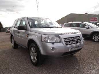 2008 LAND ROVER FREELANDER 2.2 TD4 GS 5d 159 BHP £3995.00