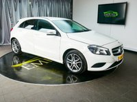USED 2014 64 MERCEDES-BENZ A-CLASS 2.1 A200 CDI SPORT 5d AUTO 136 BHP £0 DEPOSIT FINANCE AVAILABLE, AIR CONDITIONING, BLUETOOTH CONNECTIVITY, CLIMATE CONTROL, COLLISION PREVENTION ASSIST, DRIVE PERFORMANCE CONTROL, ELECTRONIC PARKING BRAKE, GEARSHIFT PADDLES, START/STOP SYSTEM, STEERING WHEEL CONTROLS, TRIP COMPUTER