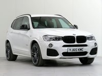 2015 BMW X3 3.0 xDrive30d M Sport PLUS Auto 255 bhp [£5,255 OF OPTIONS] £22339.00
